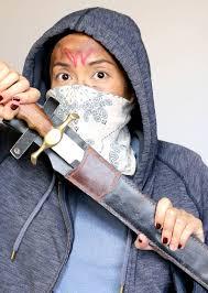 a last minute halloween costume idea carol in wolf u0027s clothing