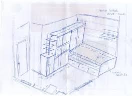 office interior design sketches personable apartment style new at