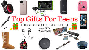 2017 top gifts for of the whine table