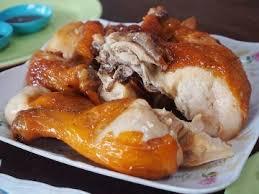 cuisine cor馥nne 泰驚奇 泰國路邊小吃攤在大太陽下 太陽能烤雞 圖 影 台中ktv