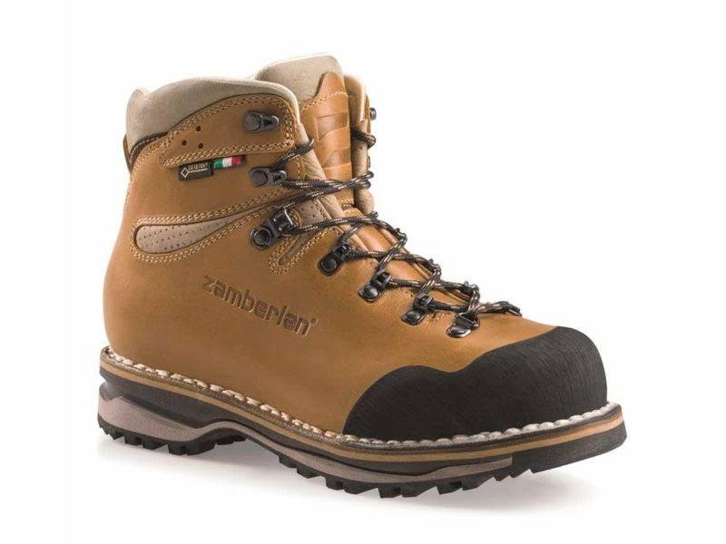 Zamberlan Tofane NW GTX RR Hiking Boots Waxed Camel Medium 7 1025CMW-Medium-7