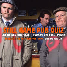 still game pub quiz tickets vienna u0027s and blur paisley thu 4th