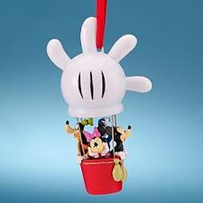 disney balloon mickey mouse clubhouse ornament