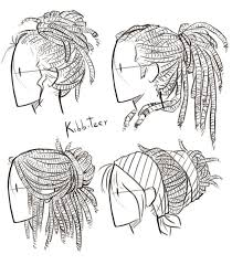 Anime Character Design Ideas Best 25 Hair Reference Ideas On Pinterest Drawing Hairstyles