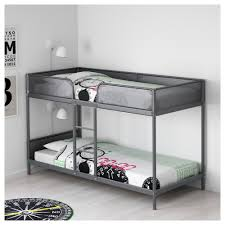 TUFFING Bunk Bed Frame Dark Grey X Cm IKEA - Ikea bunk bed