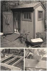 Free Diy Tool Shed Plans by Free Diy Building Plans For A 6x8 Garden Tool Shed From Popular