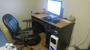 Computer Desk Case Mod Should I Build A New Desk Case Modding And Other Mods Linus