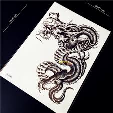 3d dragon tatoo online buy wholesale flying dragon tattoos from china flying