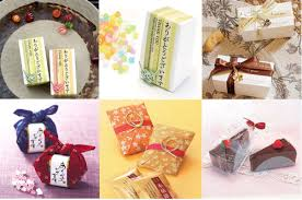 wedding gift japan lotushaus wedding favors from japan hanakobo net