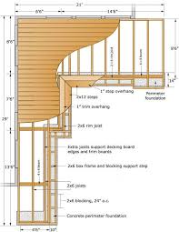 wrap around deck plans 118 best deck building images on backyard decks diy