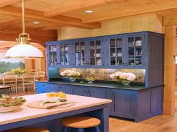 log cabin kitchen cabinets kitchen log cabin kitchens design ideas with blue cabinet log
