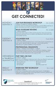 How To Write A Resume For Part Time Job by Truax Hosts Week Long Employment Readiness Event Madison College