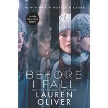 before i fall paperback oliver target