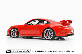 2015 porsche 911 gt3 classic car studio