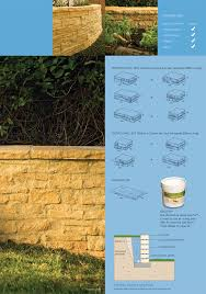 boral hadrian wall retaining wall buy online tile stone paver