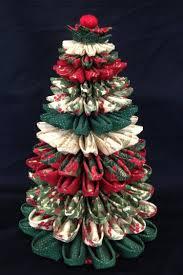 folded fabric tree pinteres