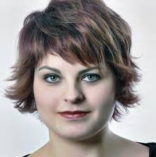 collections of short hairstyles for overweight women over 50