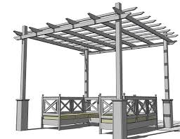 Cheap Pergola Ideas by 51 Diy Pergola Plans U0026 Ideas You Can Build In Your Garden Free
