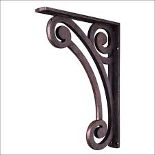 furniture wonderful decorative corner brackets mantel brackets