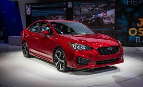 black subaru hatchback 2017 subaru impreza sedan hatchback photos and info u2013 news u2013 car