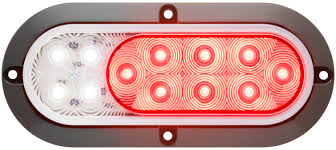 Optronics Led Trailer Lights Optronics Makes Surface Mount Fusion Led Combination Stop Tail