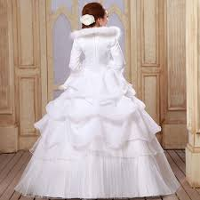 winter wedding gowns picture more detailed picture about e jue
