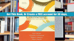 free download group counseling strategies and skills christine