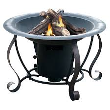 Portable Gas Firepit Shop Gas Pits At Lowes