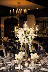 Silver Wedding Centerpieces by Best 25 Silver Candelabra Ideas On Pinterest Candelabra Wedding