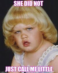 Little Girl Face Meme - confused girl memes imgflip
