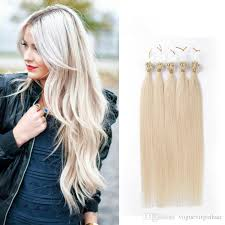 micro rings hair extensions peruvian human hair micro ring hair extensions
