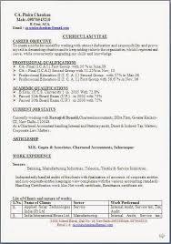 europass curriculum vitae example sample template example of