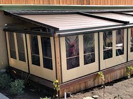 Exterior Awnings Pergola Retractable Roof Systems Maryland Retractable Awnings