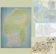 Gta 5 Map Spoiler Grand Theft Auto V Map Leaked Spoiler Page 4 Neogaf