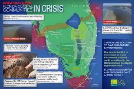 Everglades Florida Map by Florida Coastal Communities In Crisis U2013 Everglades Foundation