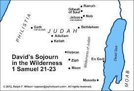 4 david flees from saul 1 samuel 21 23 life of david