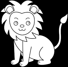 cute lion cliparts and others art inspiration