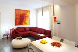 living room burnt orange and brown living room fall redesign the