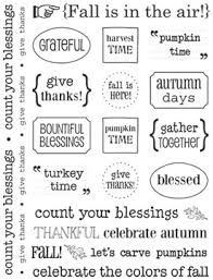 srm stickers thanksgiving mini cards and gift bag by lesley