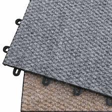 attractive carpet tiles for basement