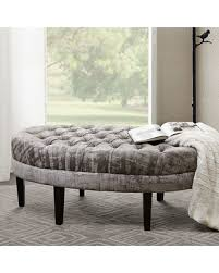 Grey Tufted Ottoman Get This Amazing Shopping Deal On Park Surfboard