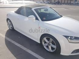 audi tt 2014 dubizzle dubai tt 2014 audi tt top convertible single