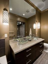 Glass Bathroom Sink Vanity Glass Sinks You Can Choose For Your Modern Bathroom