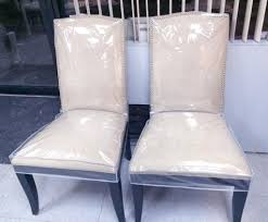 plastic dining room chair covers peenmedia com