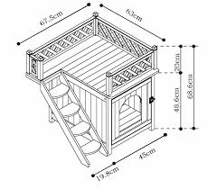 toilette sous escalier niche maison de toilette chat penthouse java 7384 achat