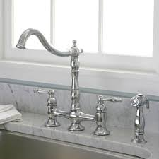 bridge faucets for kitchen bridge style kitchen faucets bridge style kitchen faucets home