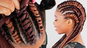 picture of corn rolls how to tree braid cornrows for beginners step by step youtube