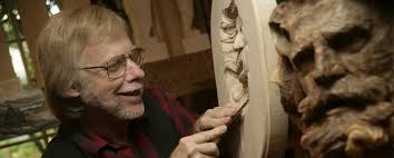 valley wood carvers at dollywood pigeon forge tn