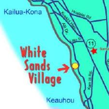 map kona usa white sands 135 two bedroom condo kailua kona hi
