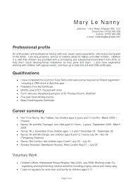 babysitting resume template nanny resume template babysitting resume sles nanny resume